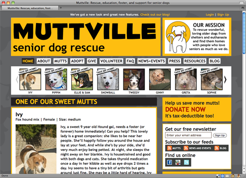 muttville-website
